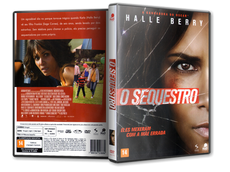Capa DVD O Sequestro