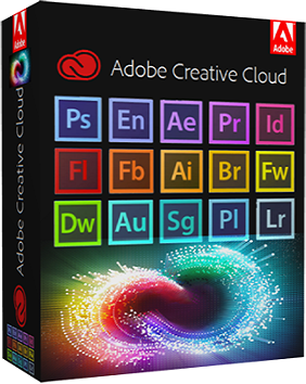 Adobe Creative Cloud 2017 Collection Febrero 2017 poster box cover