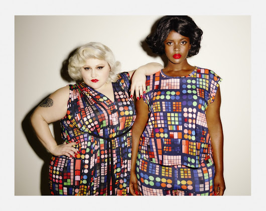 Mode Plus: FASHION | Beth Ditto Spring 2016 collection