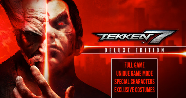 TEKKEN 7 Digital Deluxe Edition Repack Free Download