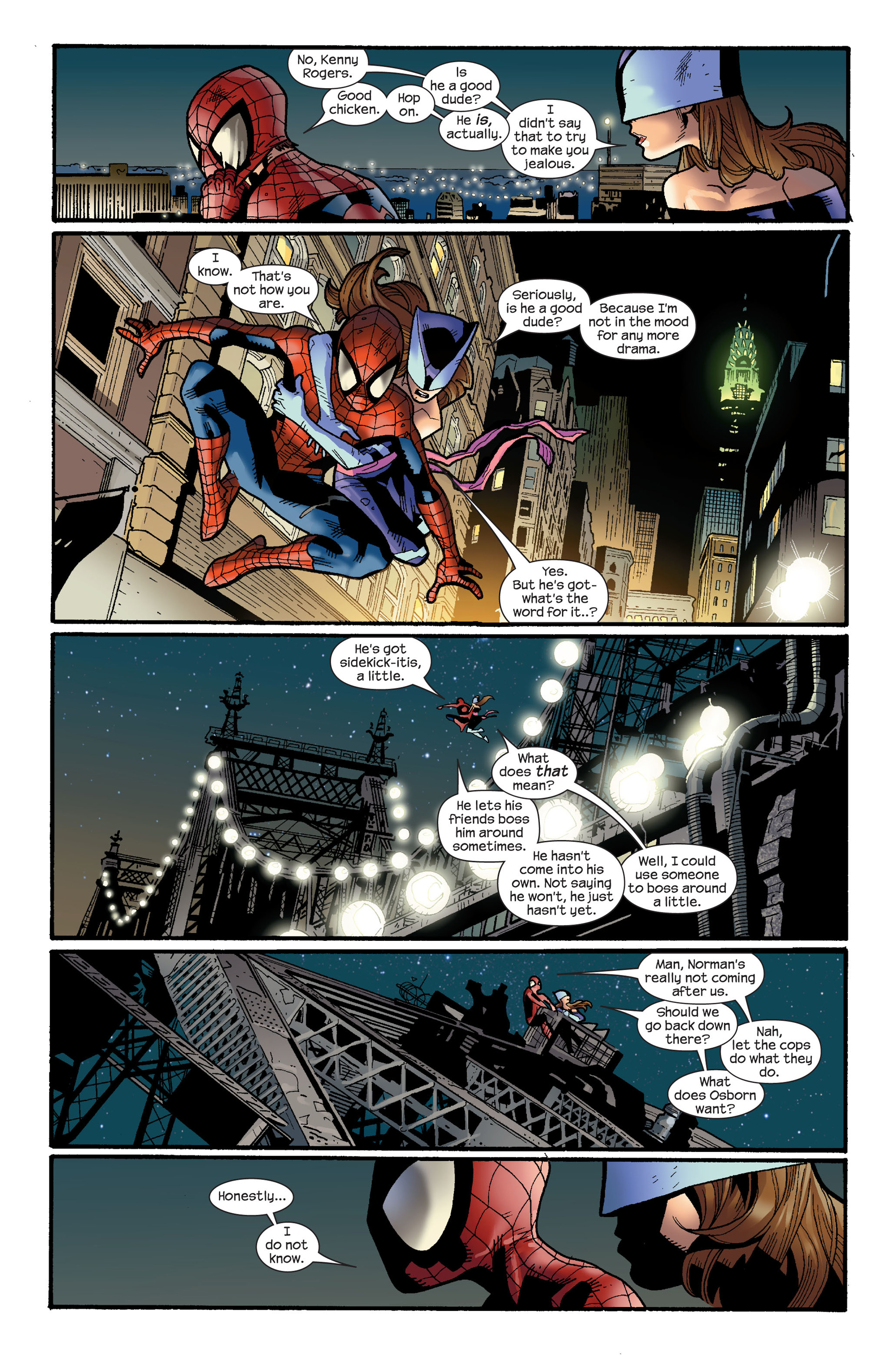 Read online Ultimate Spider-Man (2000) comic -  Issue #116 - 10