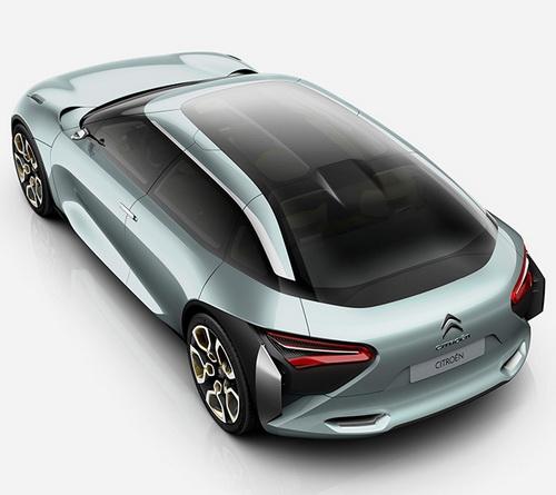 Citroen CXperience Desain Baru Kenyamanan Sedan Hatchback Eksekusif