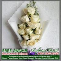 jual bunga hand bouquet di bekasi