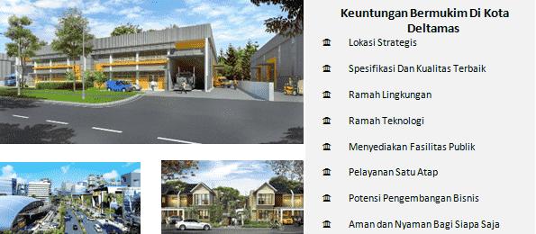 Kota Deltamas Residence