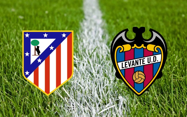 Atletico Madrid vs Levante Full Match And Highlights
