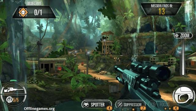 Best Offline Shooting Game