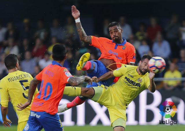 Gol de volea de Prince Boateng