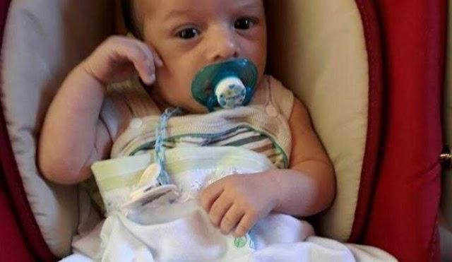 Tio mata bebê de 2 meses com cabo de vassoura