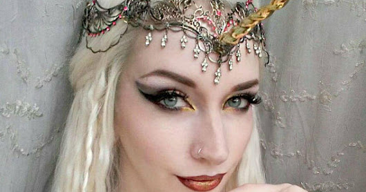 Mermaid Sanctuary - lovely crowns and headpieces (and more!)