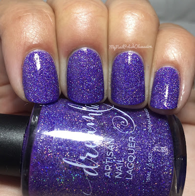 Dreamland Lacquer: Halloween Trio 2016 - Questionable Costume