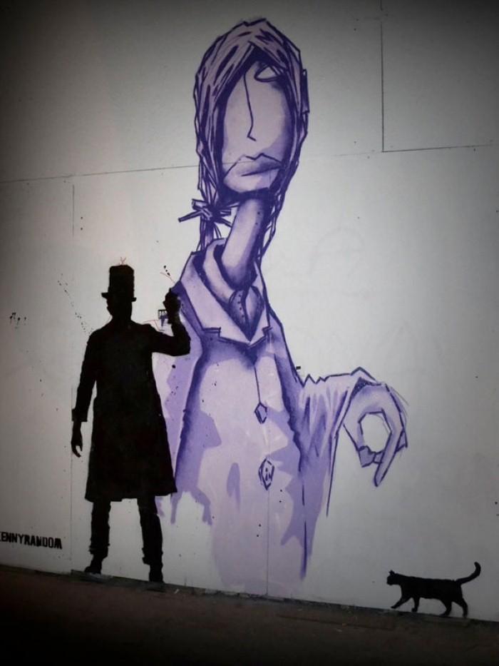 Kenny Random. Итальянский уличный художник 22