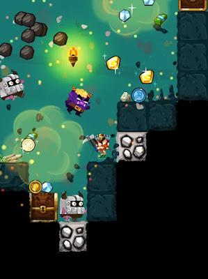 Download Game Pocket Mine 3 Mod (Unlimited Money) Offline gilaandroid.com