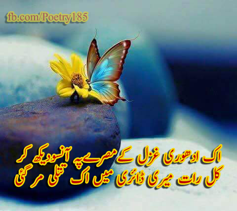 Love Urdu Poetry Love