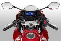 Honda CBR650R (2019) Instruments