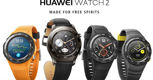 You Can Now Make calls from Your Wrist with Huawei Watch 2 2018