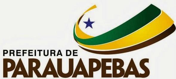Resultado de imagem para logomarca da prefeitura municipal de parauapebas pará