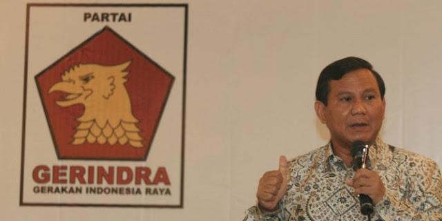 Rayakan HUT ke-10, Gerindra Kukuhkan Prabowo Menjadi Capres di 2019