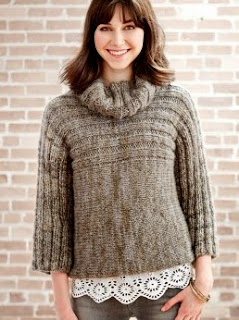 http://www.yarnspirations.com/patterns/misty-morning-cowl-neck.html
