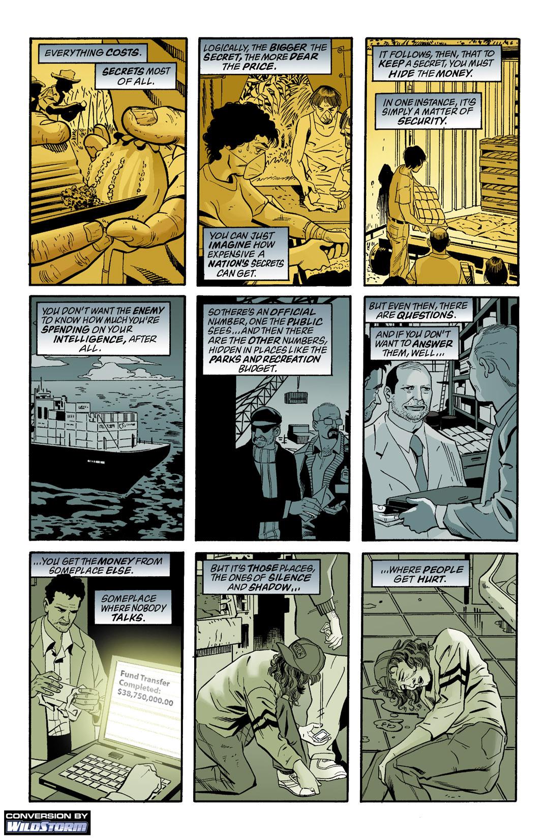 Detective Comics (1937) 771 Page 1