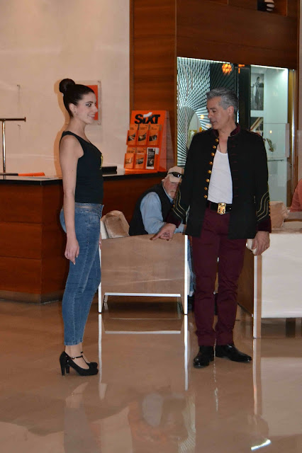 """Hernado Herrera Academia Internacional de Modelaje"""