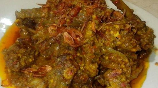 Resep Cara Membuat Rica-rica Entok Itik & Tips Empuk