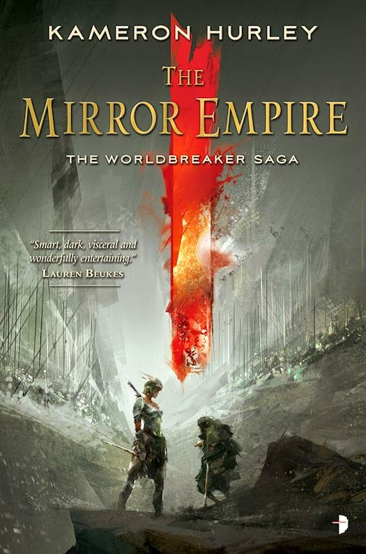 Review: The Mirror Empire by Kameron Hurley