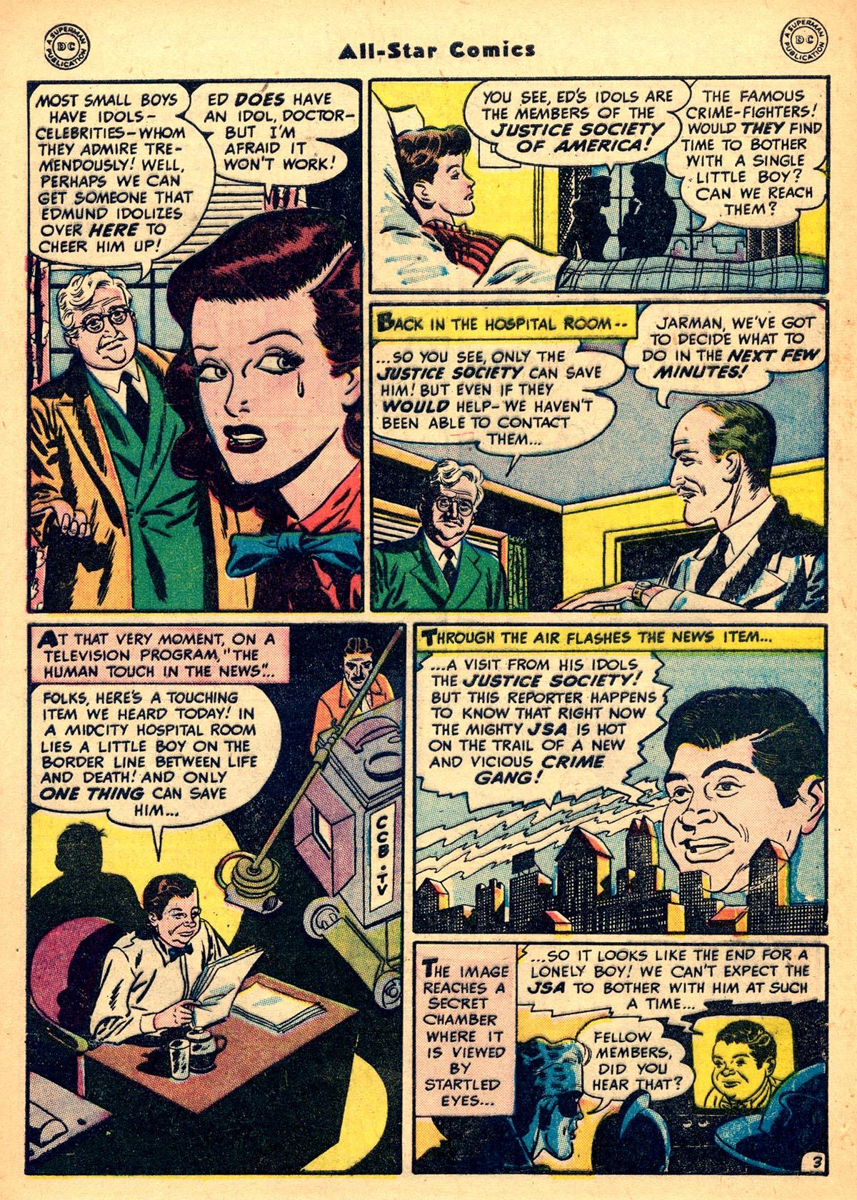 Read online All-Star Comics comic -  Issue #48 - 5