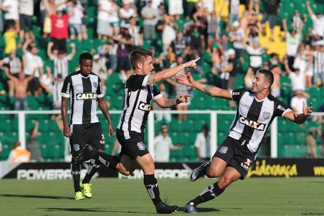 Quatro expulsões e um empate: Figueirense 1x1 Chapecoense