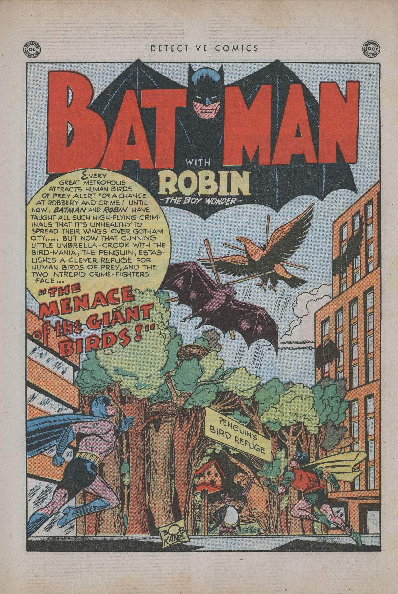 Detective Comics (1937) 171 Page 2