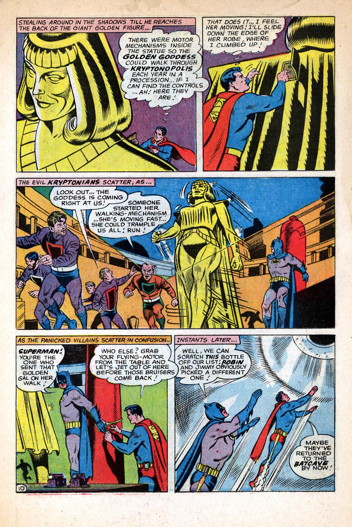 Read online World's Finest Comics comic -  Issue #158 - 15
