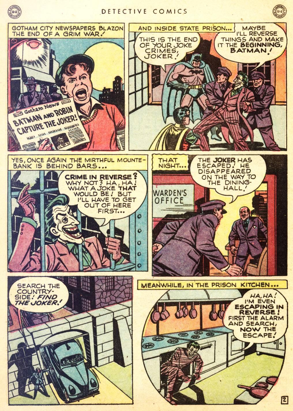 Detective Comics (1937) 128 Page 3
