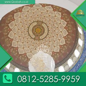 Penjual Kubah Masjid Asmat