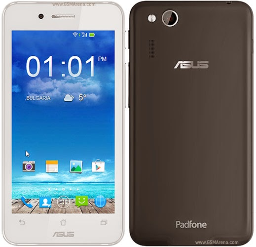 Root Asus PadFone Mini