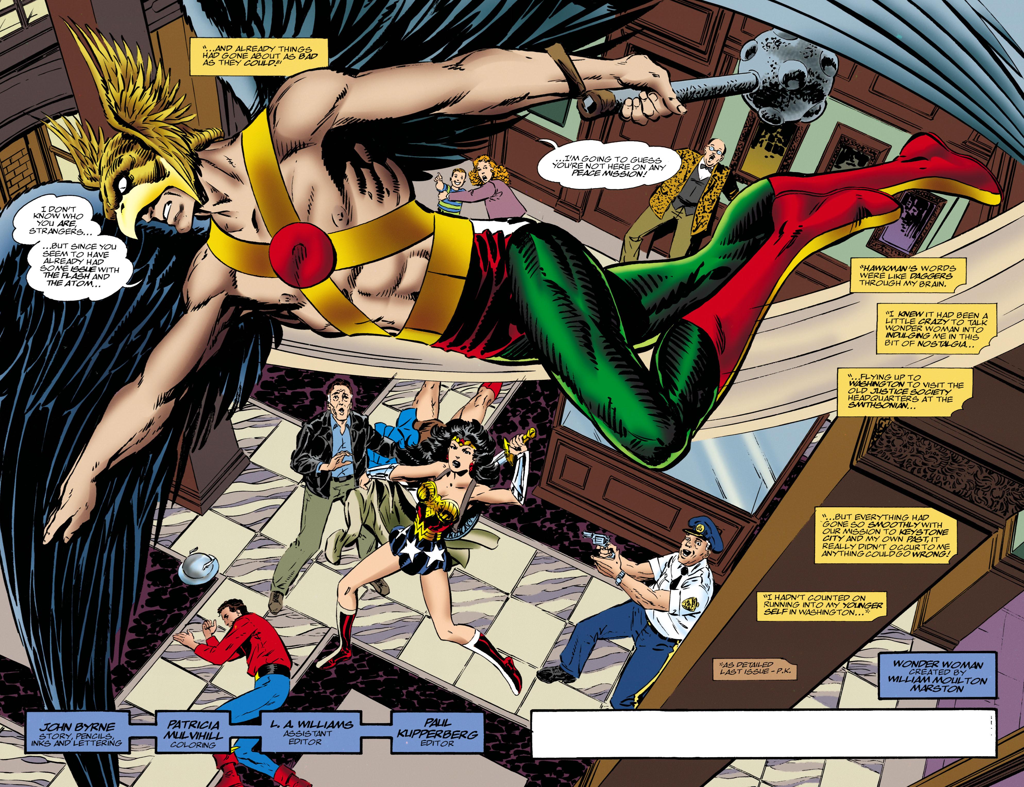 Read online Wonder Woman (1987) comic -  Issue #131 - 3