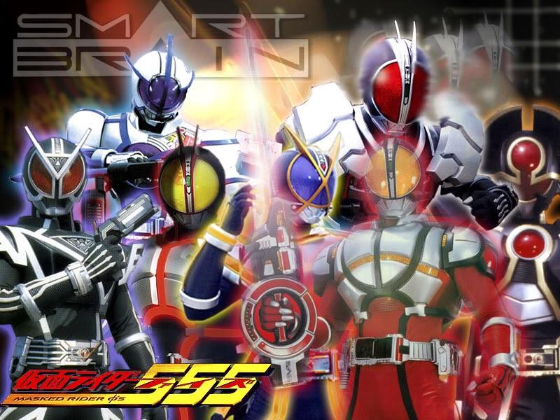 Kamen Rider 555 - VietSub (2013)