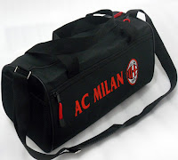 Tas duffel bag ac milan