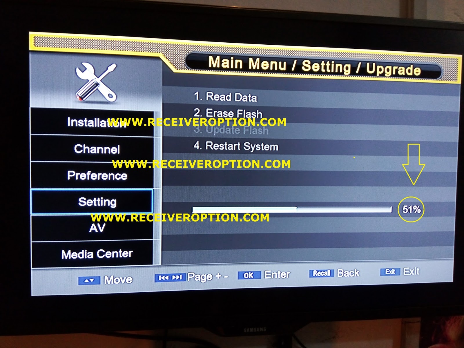 TIGER TG-999 PLUS HD RECEIVER POWERVU KEY NEW SOFTWARE - HOW TO