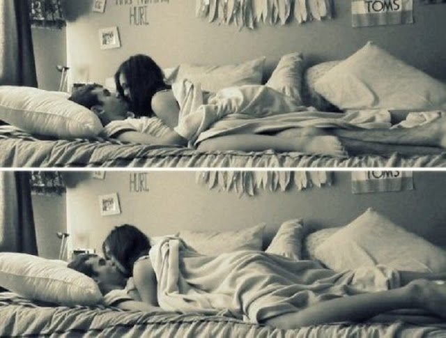 These Are The Disgusting Things That Couples Do Once They Reach The Highest Comfort Level In A Relationship!