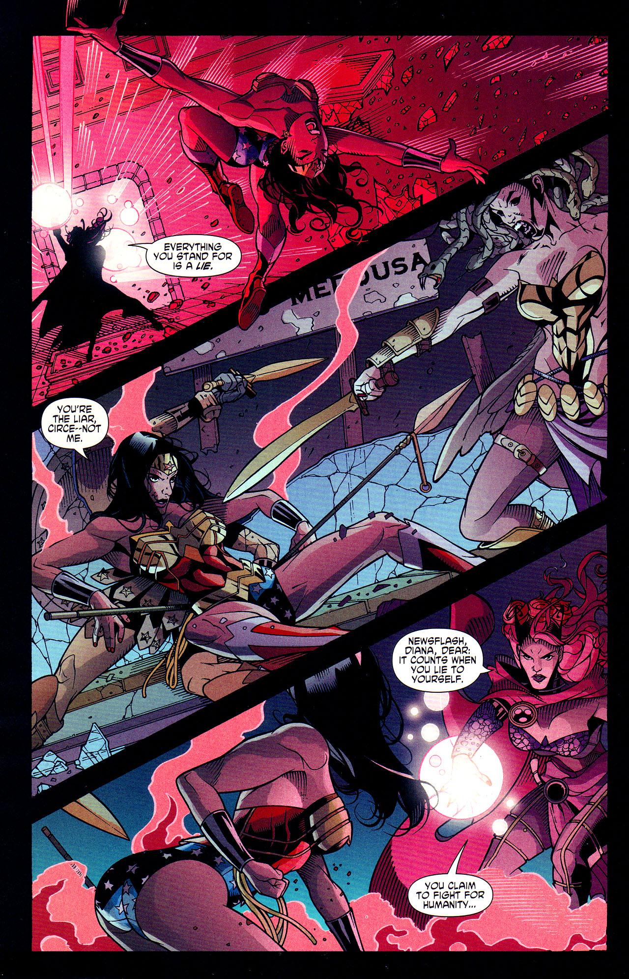 Read online Wonder Woman (2006) comic -  Issue #7 - 5