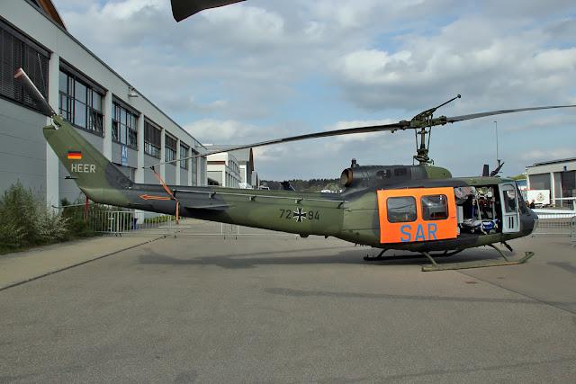 Resultado de la imagen para SAR UH-1D + alemania