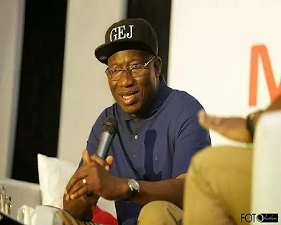 I take full responsibility for PDP's defeat in 2015 – Jonathan (DETAILS)