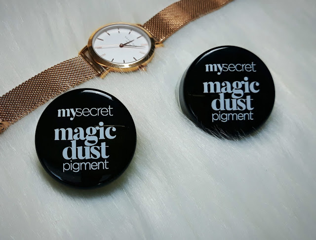 Magic dust! [MY SECRET]