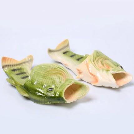 kapcie ryby