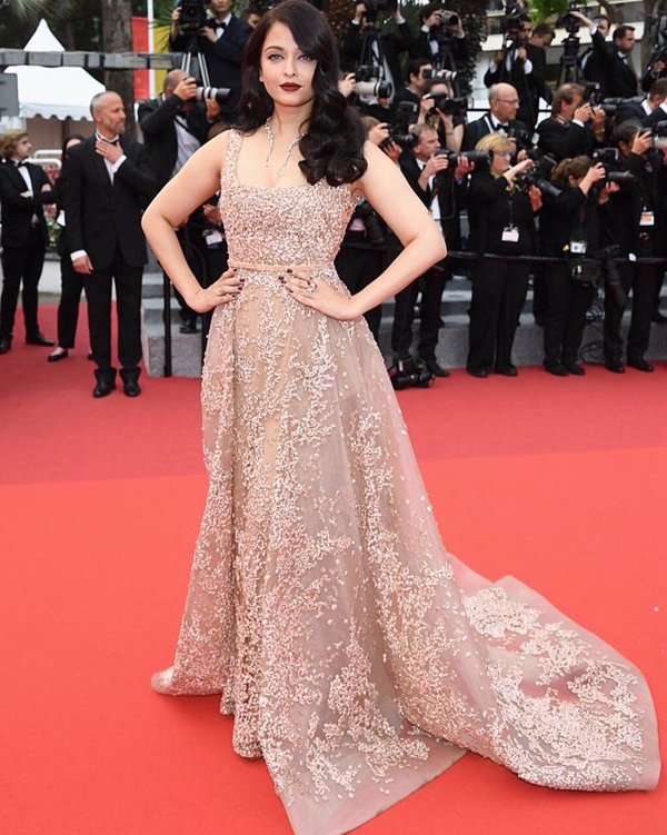 Cannes2016: Aishwarya Rai in Elie Saab gown | Bling Sparkle
