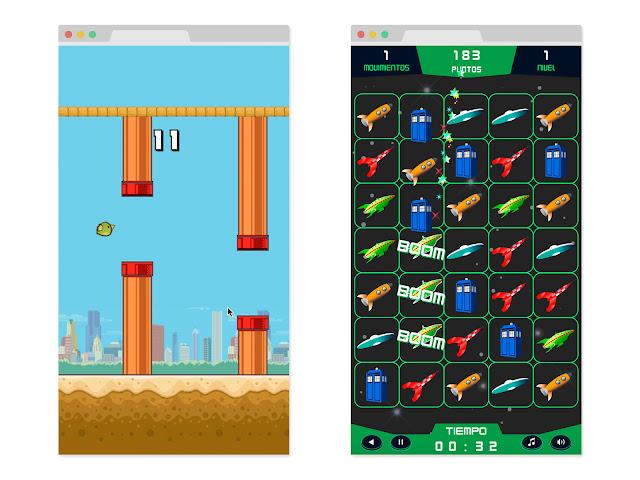 Juegos HTML5 Construct 2