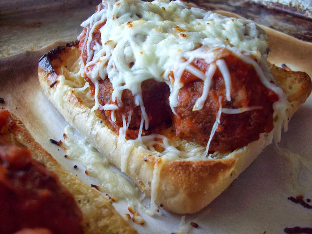 #ad Toasted Meatball Sandwich #MixNMatchMeals #shop
