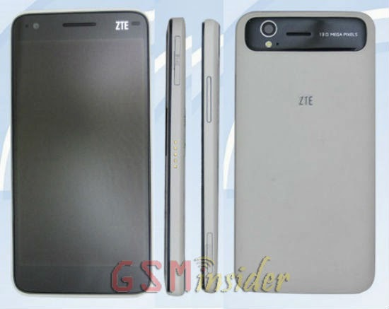 Smartphone ZTE N988 Gunakan Prosesor Tegra 4