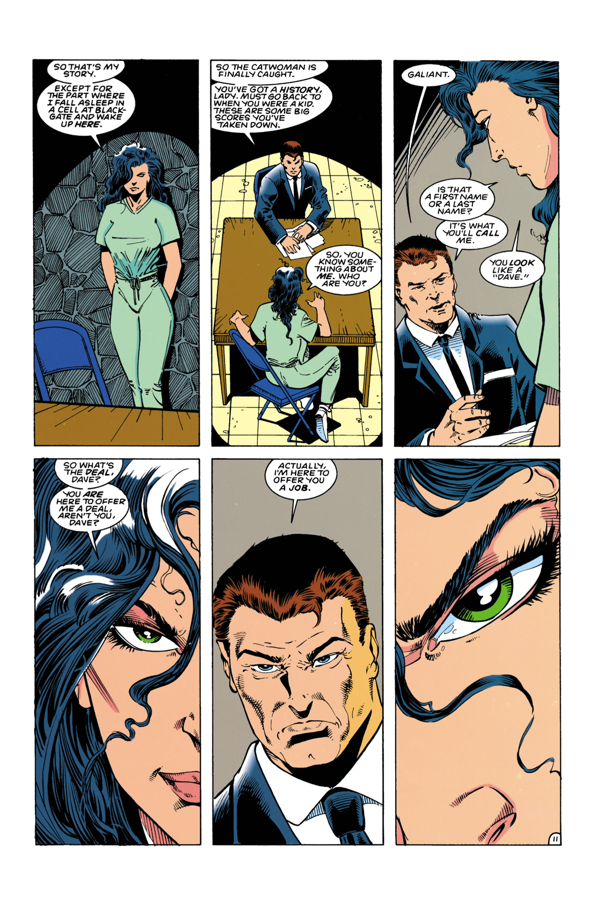Catwoman (1993) Issue #15 #20 - English 12