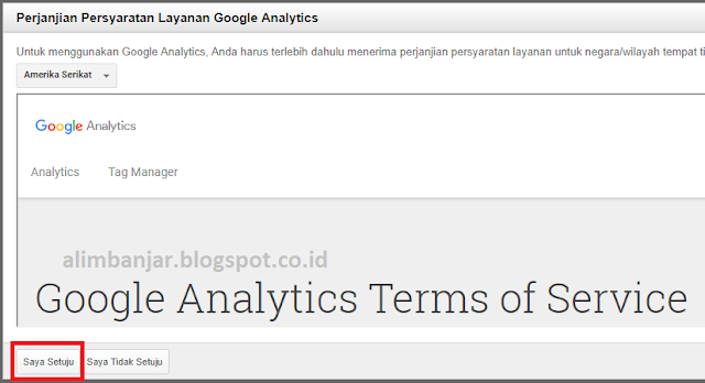 Cara Daftar Google Analitycs Dan Cara Memasang Kode Pada Blog