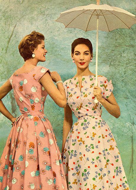 Summer Vintage Look Dresses